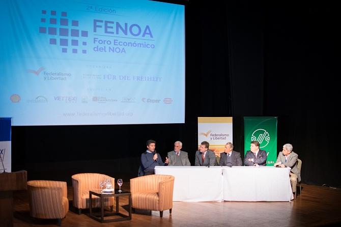 Panel sobre el escenario de las economías regionales
