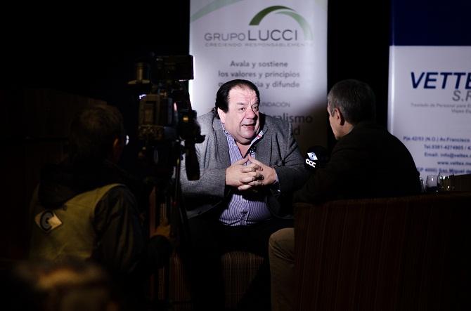 Entrevista al consultor Jorge Giacobbe