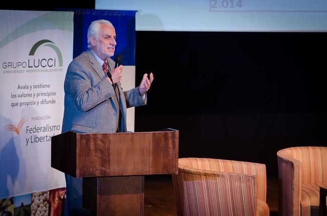 Exposició de Alvaro Bulacio (CEO de Argenti Lemon)