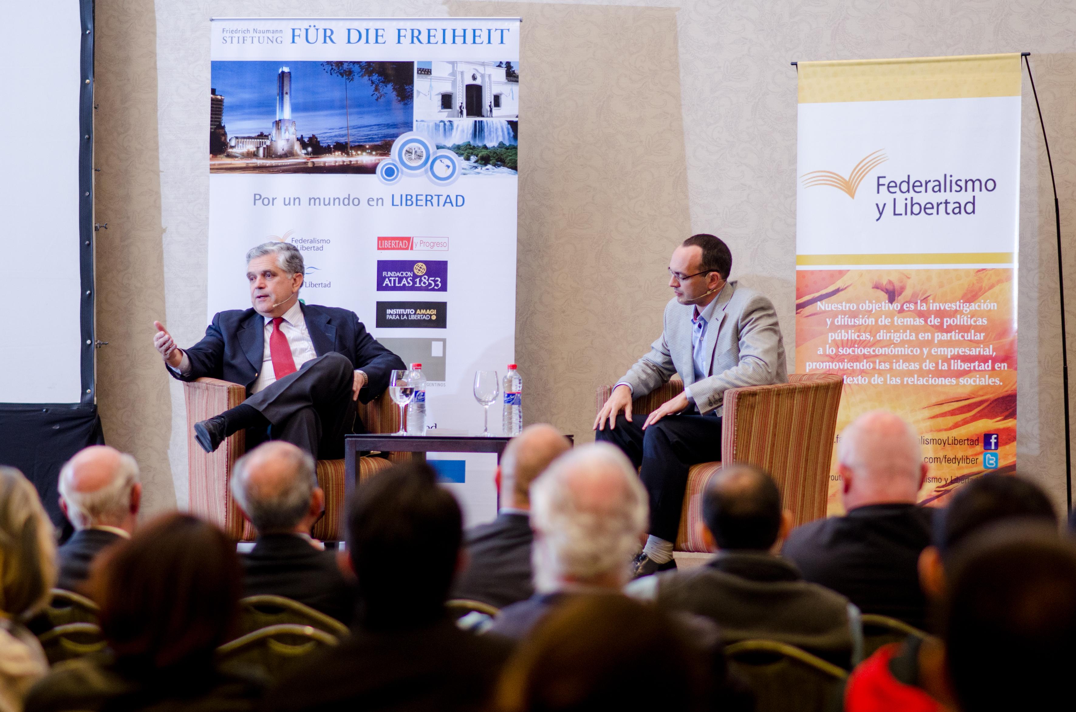 López Murphy habló de los interrogantes del escenario económico