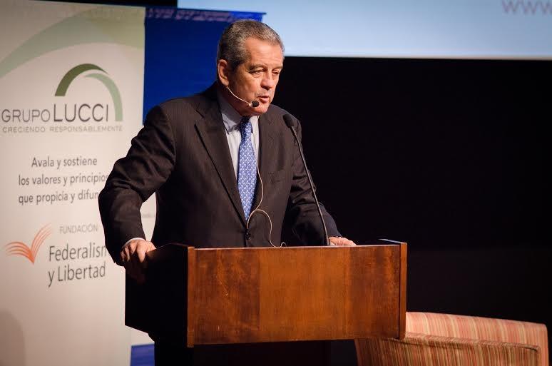 Federalismo y Libertad miembro adherente del Foro de Convergencia Empresarial
