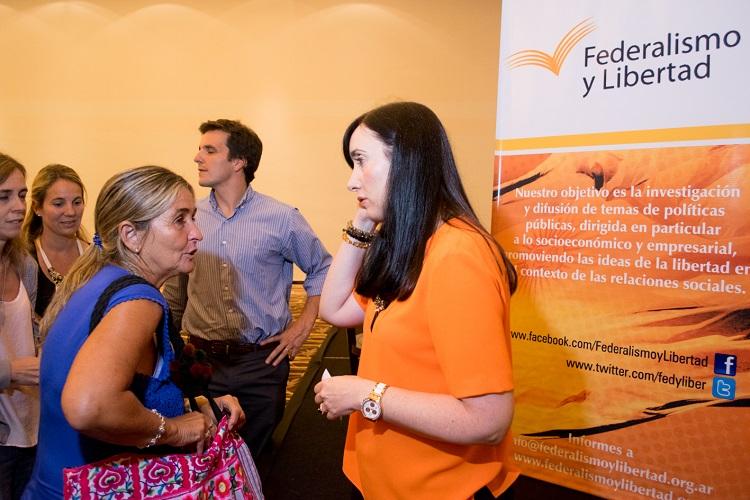 Victoria Villarruel_Presentación del Libro los Otros Muertos_Federalismo y Libertad_16