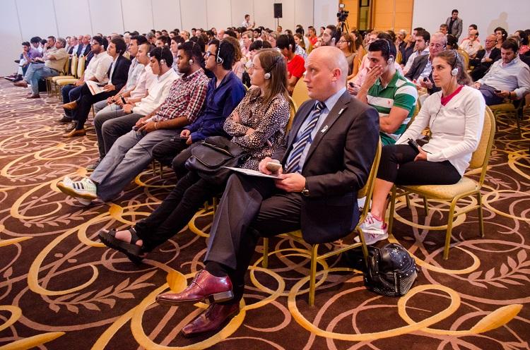 """Conferencia """"Argentina, Desafíos y Oportunidades"""" _ Federalismo y Libertad _ 8"""