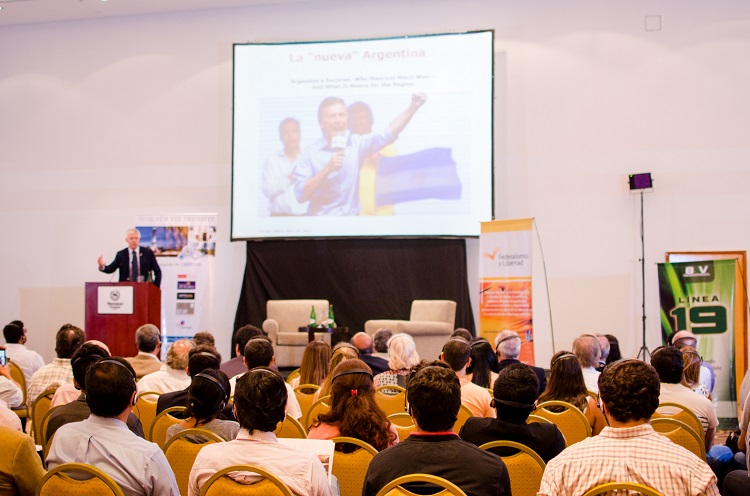 Conferencia Argentina, Desafíos y Oportunidades_Federalismo y Libertad