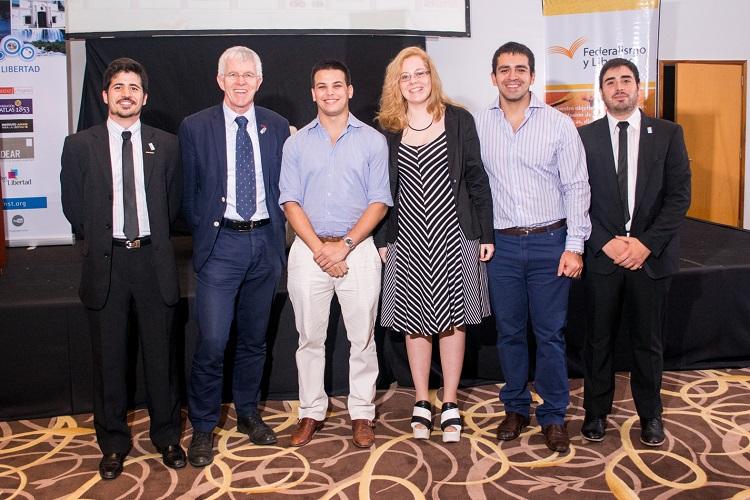 Staff Federalismo y Libertad _ Conferencia Argentina, Desafíos y Oportunidades _ 16