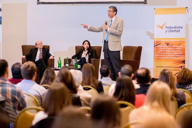 Agustín Etchebarne, director ejecutivo de Libertad y Progreso