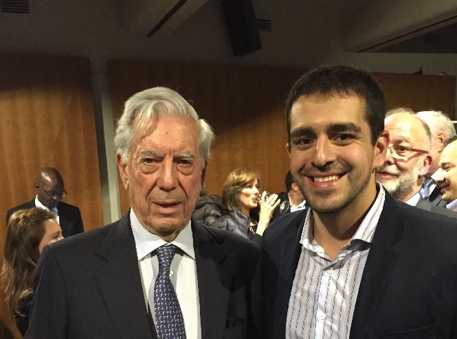 80 años de Mario Vargas Llosa en Madrid