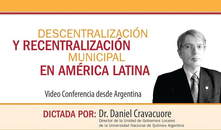 Video conferencia desde Argentina hacia Venezuela