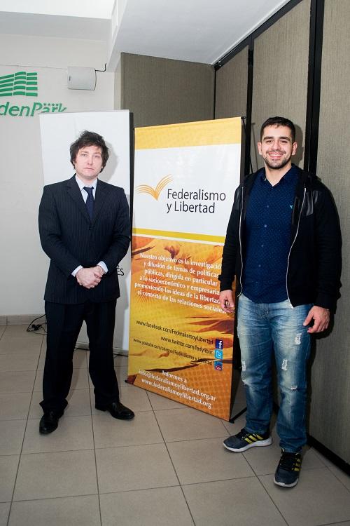 Javier Milei_  José Godoy Federalismo y Libertad 7