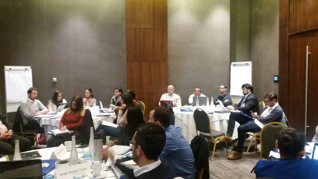 Chile: Entrenamiento sobre recaudación de fondos