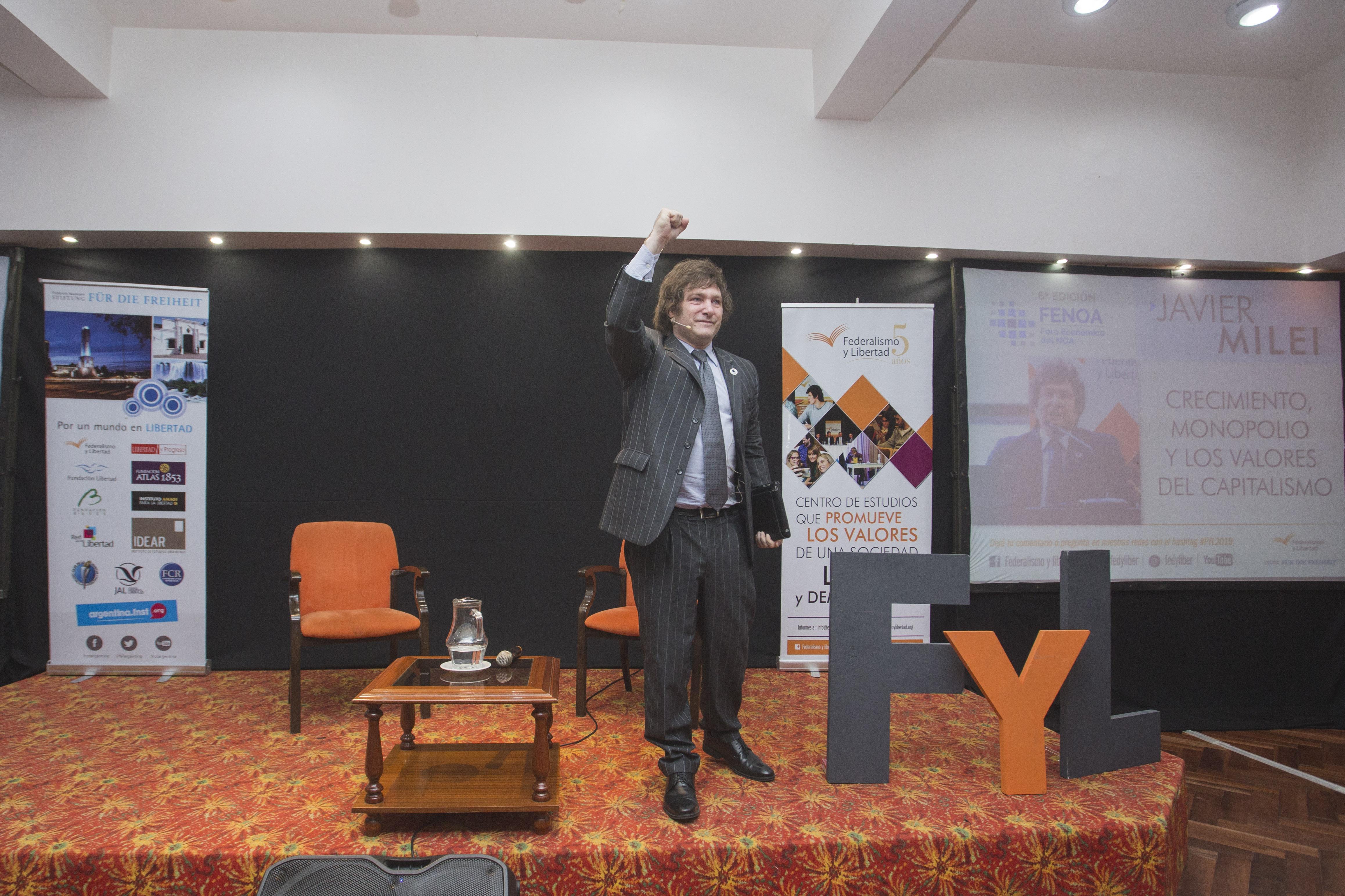 Jujuy fue sede del 6° Foro Económico del NOA