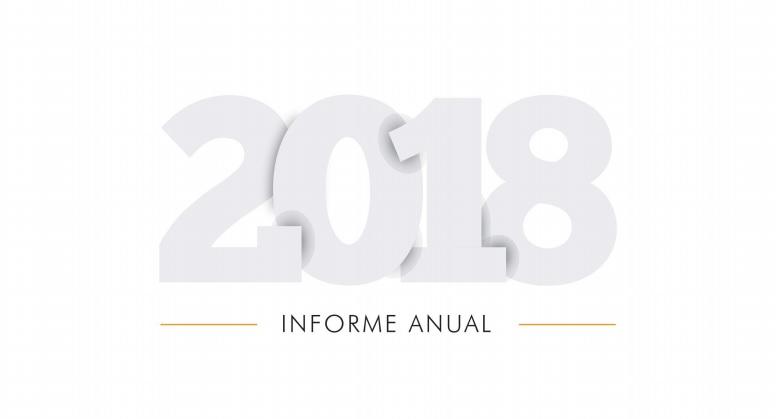 Ya está disponible nuestro Reporte Anual 2018