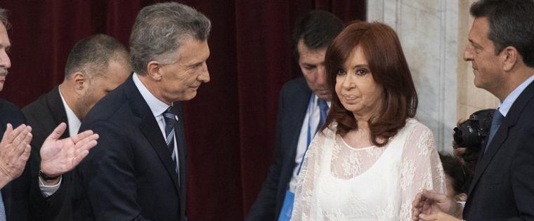 Cristina les volteó la espalda a todos los argentinos