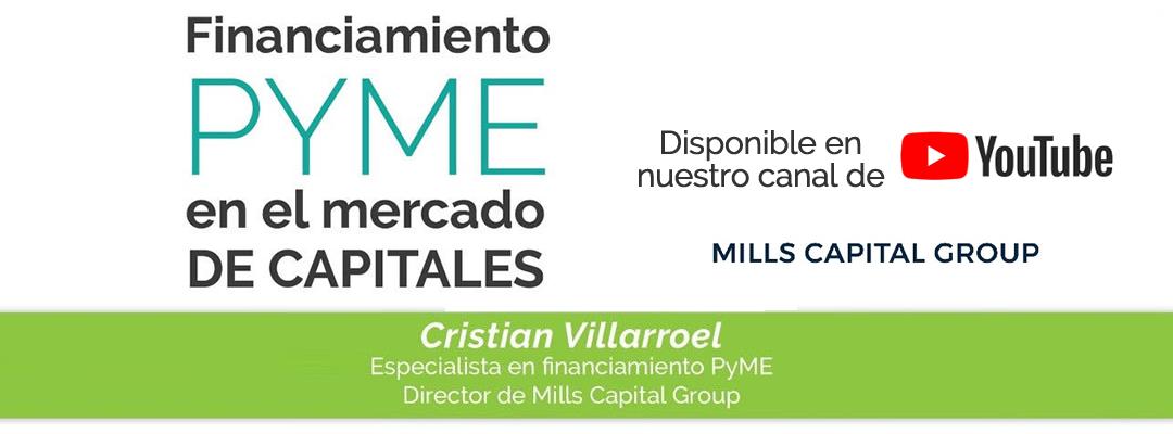 Webinario completo: Financiamiento PYME en el mercado de capitales