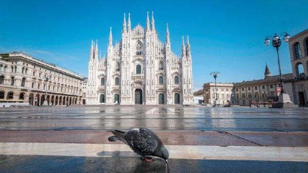 COVID-19  RESEÑA DE PRENSA DESDE ITALIA 8-04-20