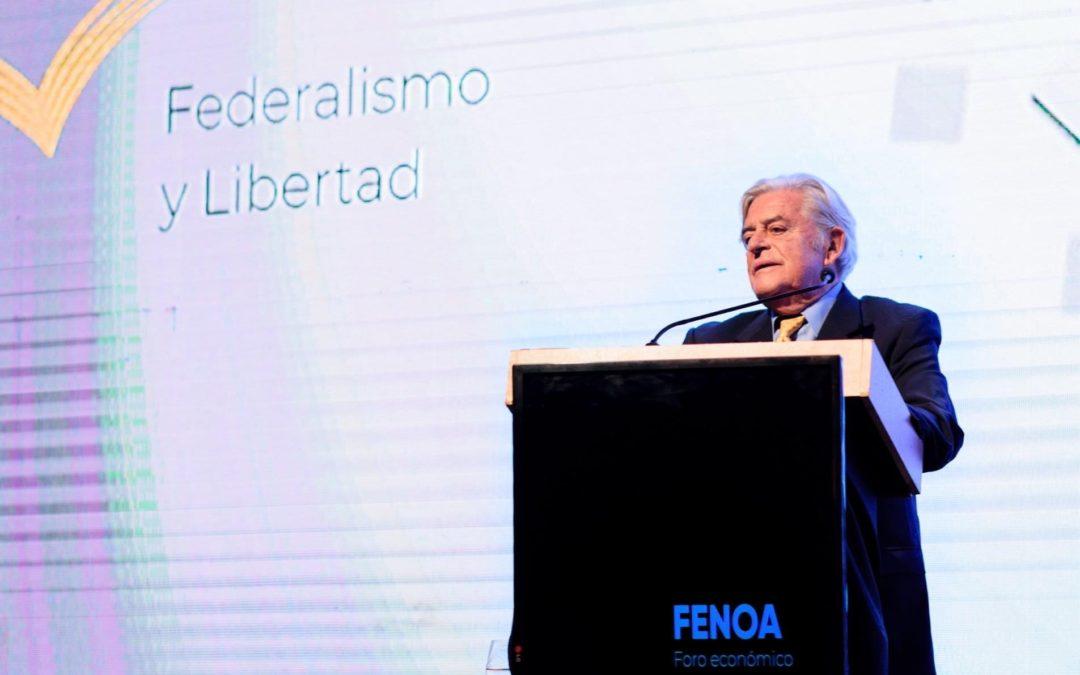 América Latina, desafíos y oportunidades, con Luis Alberto Lacalle