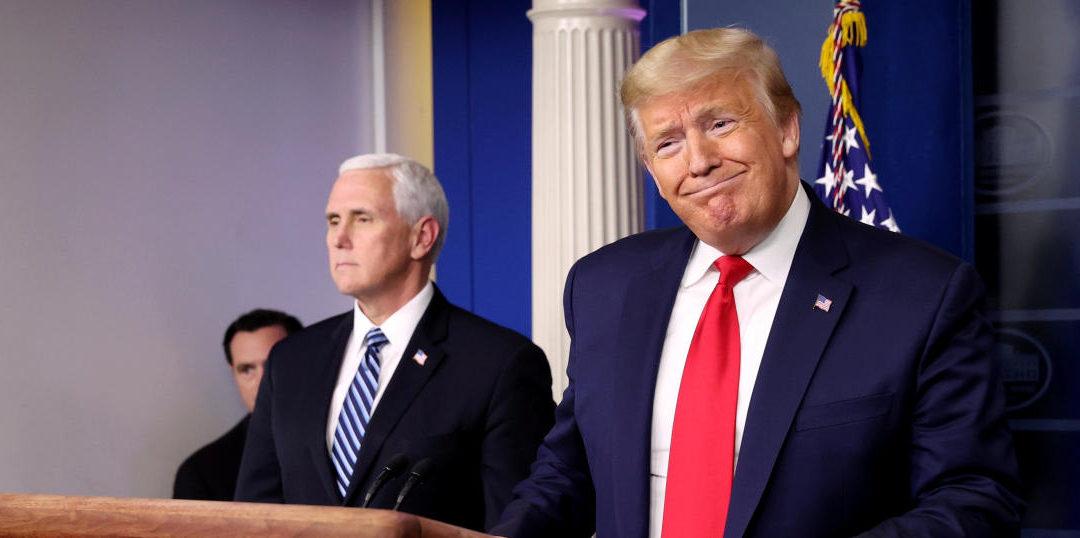 Trump: una carrera electoral en tiempos de pandemia