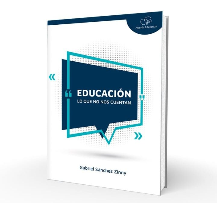 Presentación del libro Educación: lo que no nos cuentan, de Gabriel Sánchez Zinny