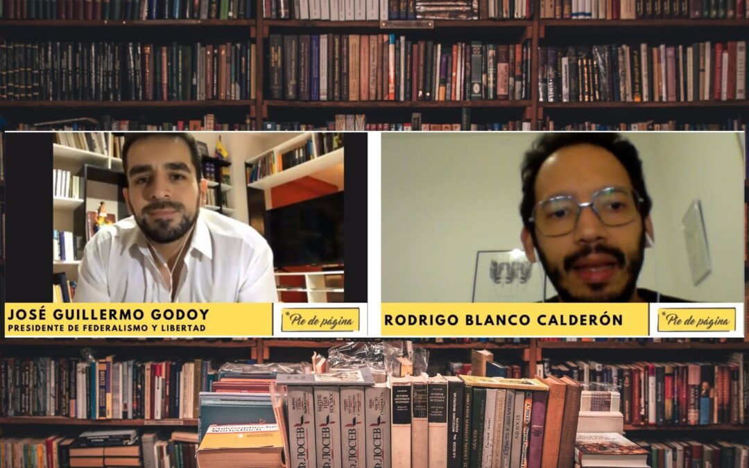 Historia y literatura venezolana con Rodrigo Blanco Calderón