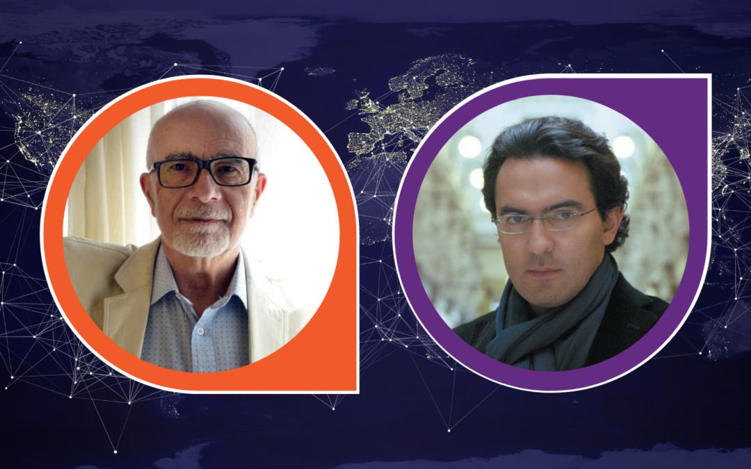 Reviví el conversatorio entre Juan Gabriel Vásquez y Marcelo Cavarozzi: Democracia y violencia política
