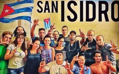 Comunicado sobre la huelga de hambre del Grupo San Isidro