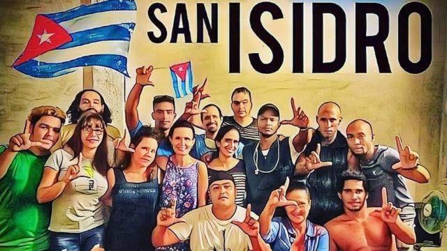 Comunicado sobre la huelga de hambre del Grupo San Isidro | Fundación  Federalismo y Libertad