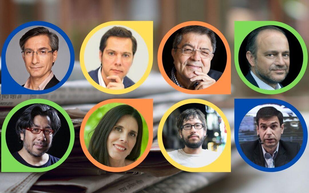 Foro Nuevos desafíos del periodismo llega a Lima