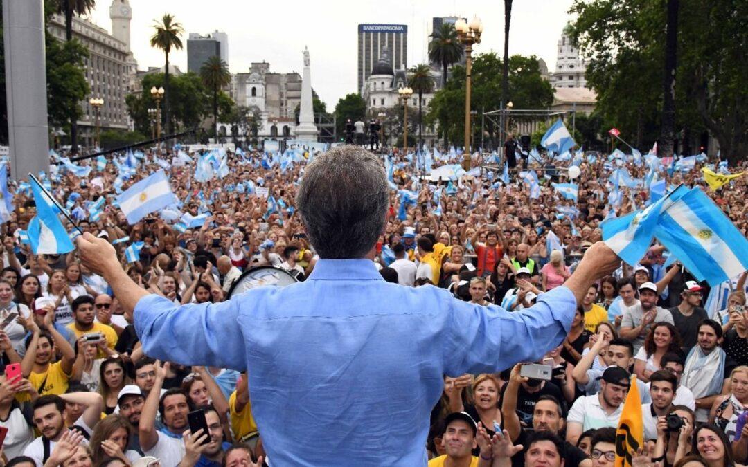 Macri: ¿Rey de la candidez en la Argentina?