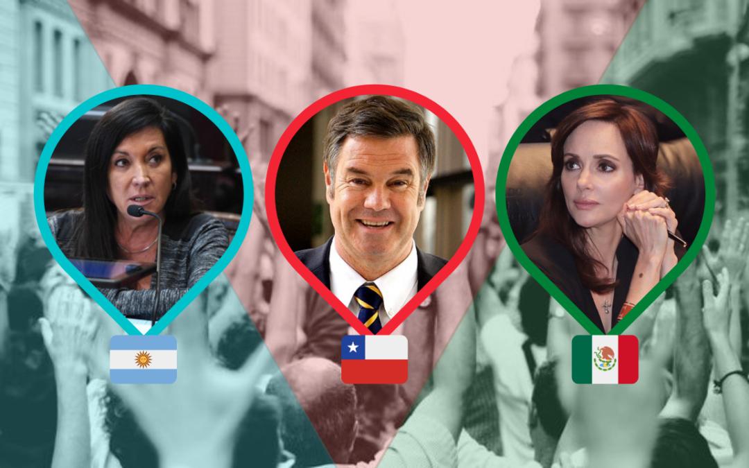 Repúblicas en crisis: México, Chile y la Argentina, en perspectiva comparada
