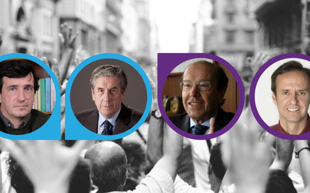 Conversatorio: Pandemia y reemergencia populista en América Latina
