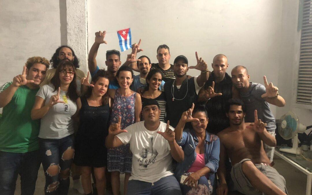 Derechos Humanos en Cuba: El Movimiento San Isidro