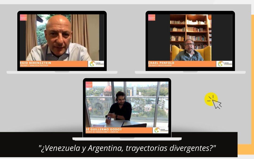 Revive la conversación entre Michael Penfold y Sergio Berenzstein