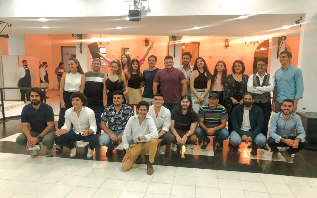 Cena de cierre del programa Voces Emergentes: Jóvenes Líderes