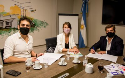 Convenio de cooperación con la Municipalidad de Yerba Buena