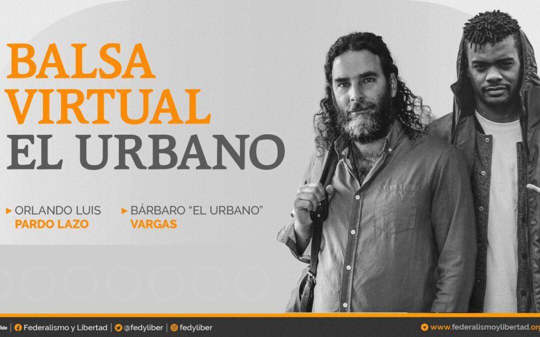 """Balsa Virtual: Conversación con """"El Urbano"""" Vargas"""