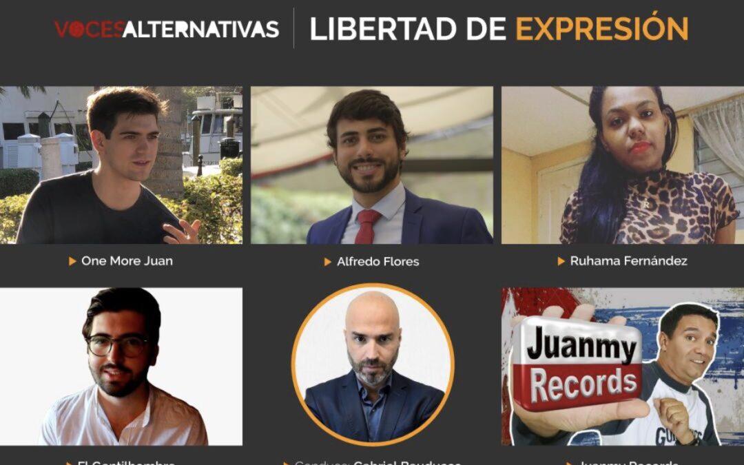 Voces Alternativas: Difundir el liberalismo