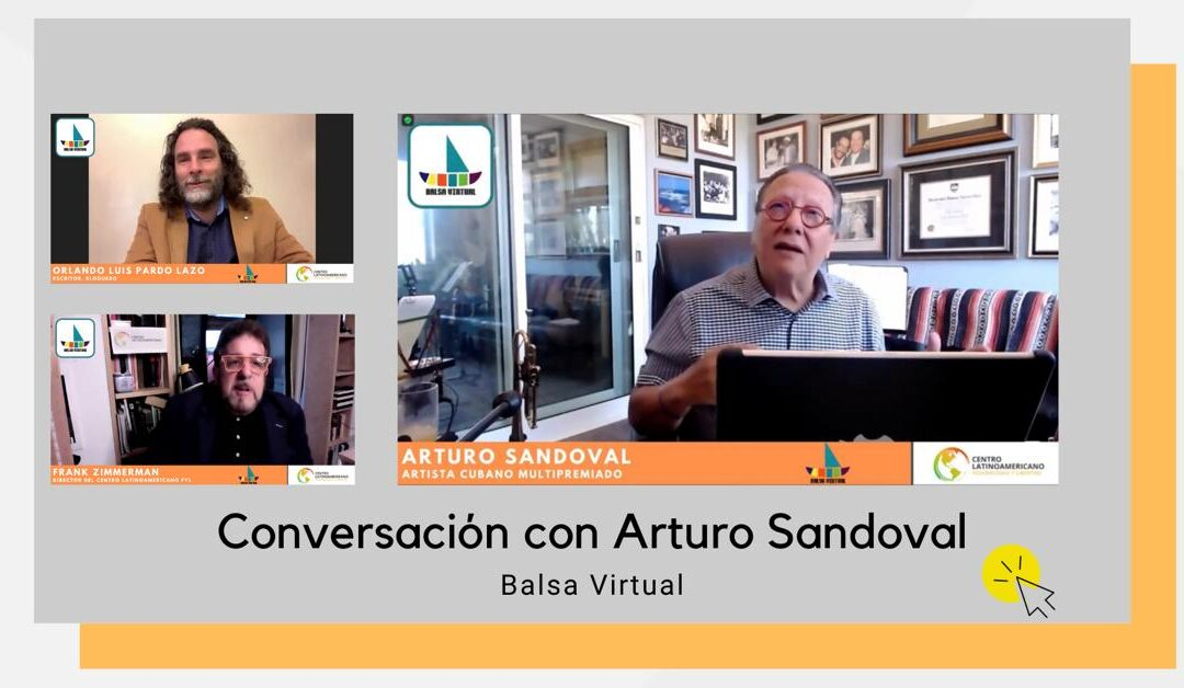 Reviví Balsa Virtual con Arturo Sandoval