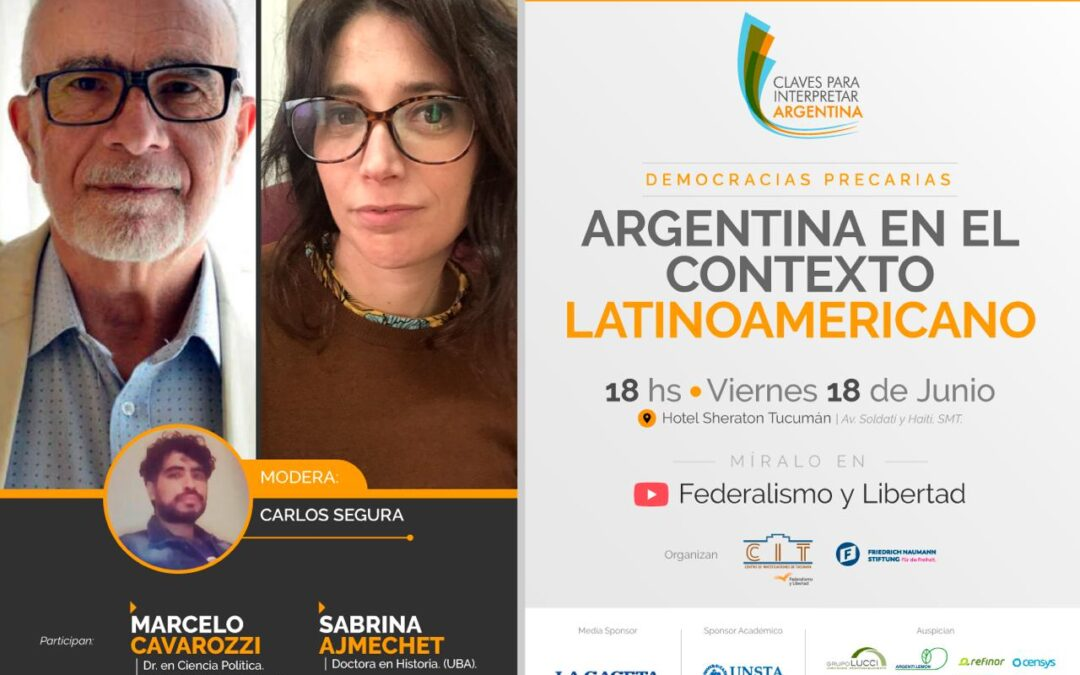 Lanzamiento del Centro de Investigaciones Tucumán (CIT)