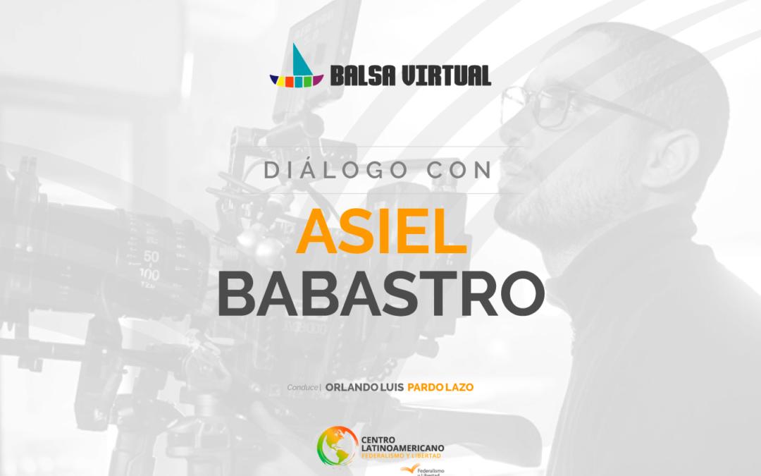 Balsa Virtual | Diálogo con Armando López