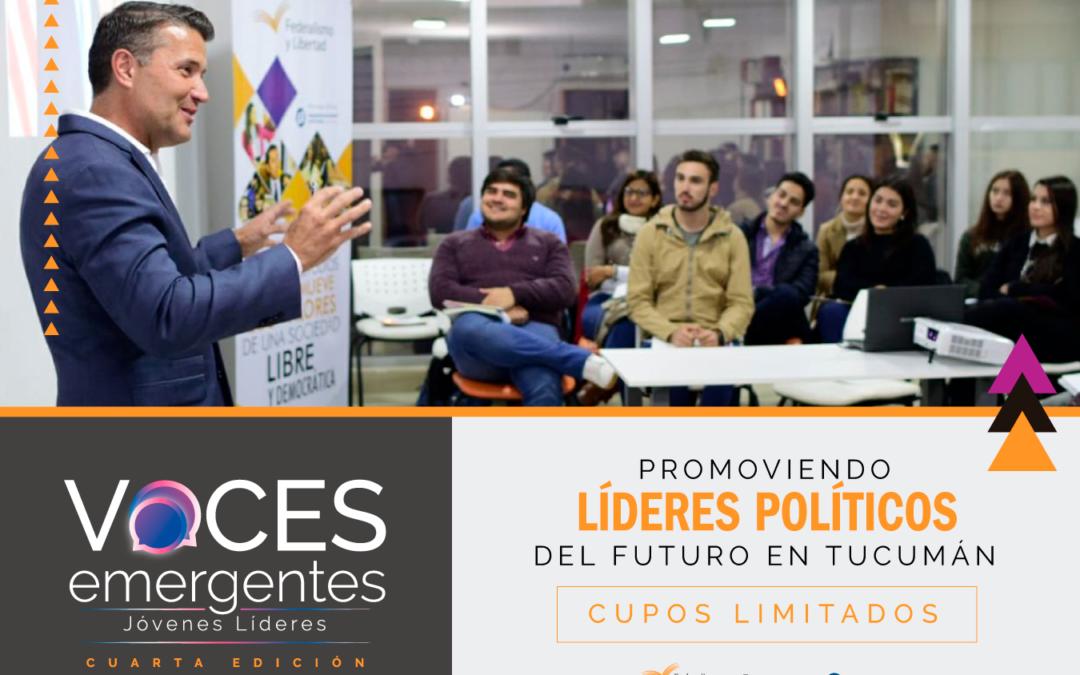 4° edición | Voces Emergentes: Programa de Jóvenes Líderes