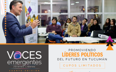 4° edición   Voces Emergentes: Programa de Jóvenes Líderes