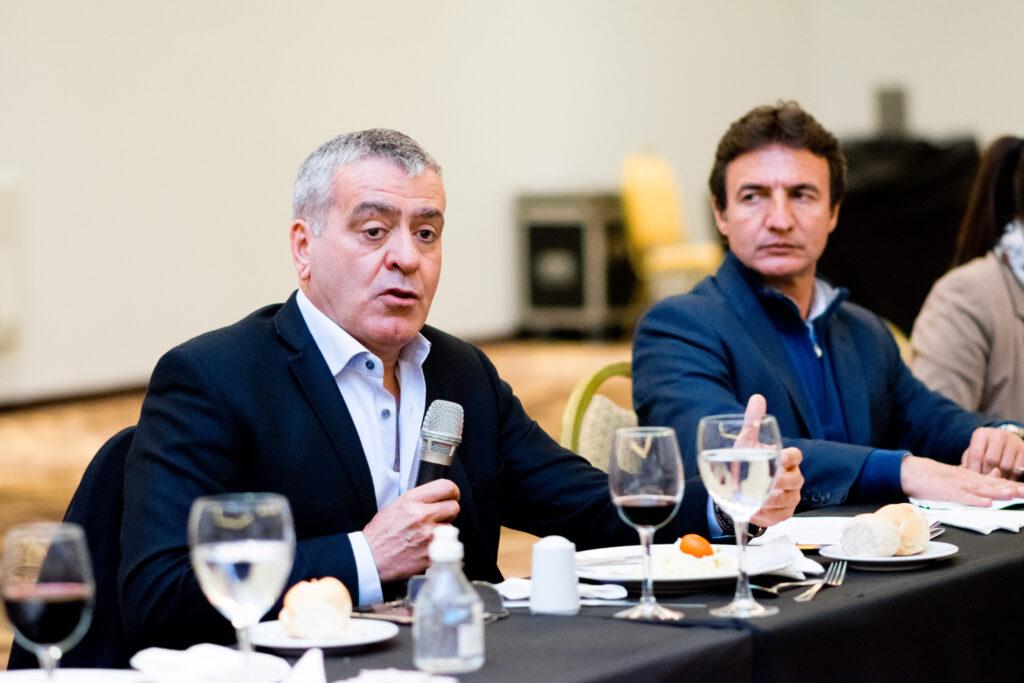Jose Cano y Roberto Sánchez