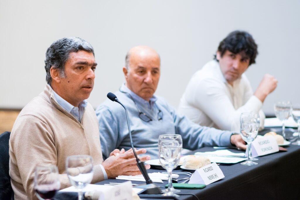 Ricardo Neme, Manuel Guisone