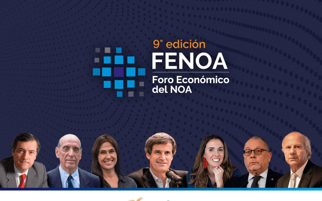 #SaveTheDate | 9º edición del foro económico del NOA (FENOA)