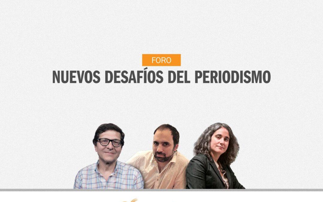 #SaveTheDate | 7º edición del Foro Nuevos Desafíos del Periodismo