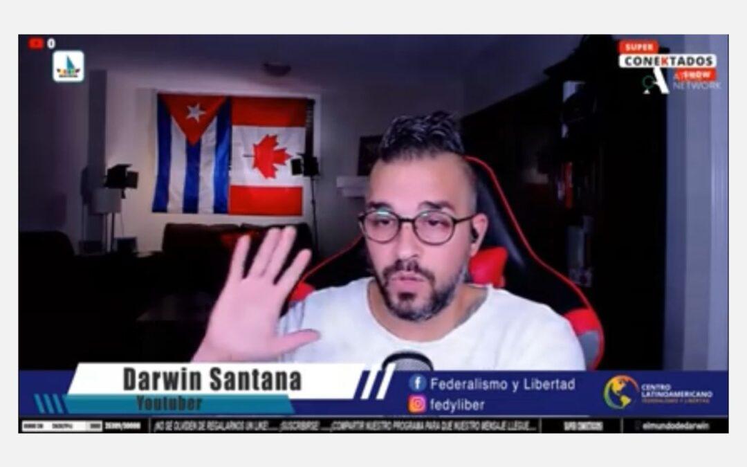Reviví | Balsa Virtual: Conversación con Darwin Santana
