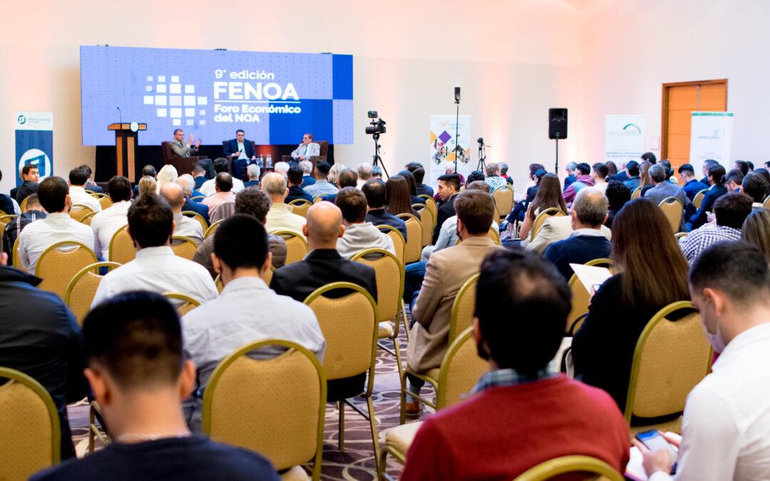 Se realizó la 9º edición del Foro económico del NOA